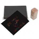 금연 카드 세트