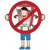 스마트폰 중독 캠페인 포토존