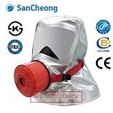 산청 방독면 SCA 119FN (화재용)