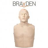 BRAYDEN CPR (혈행표시)