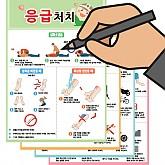 7대 안전교육 판넬 (맞춤제작)