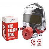 [산청] SCA119FC 화재대피마스크-방독면 화재대피용