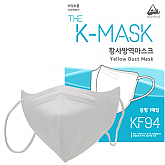 THE K-MASK  KF94 마스크 중형 / 노아더케이 중형 [새부리형]